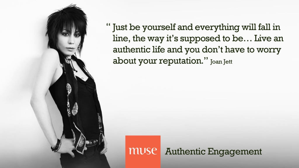 Joan Jett - Does Your Reputation Matter?