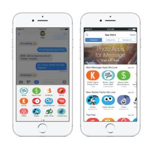 iMessage App Store