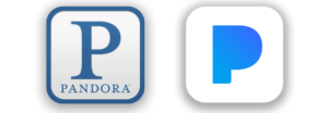 Pandora Logo: Old vs. New