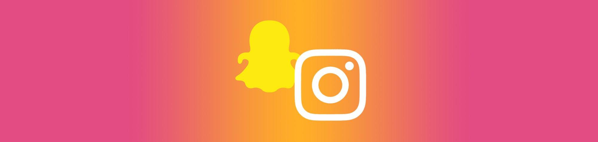 Story Wars: Snapchat vs. Instagram