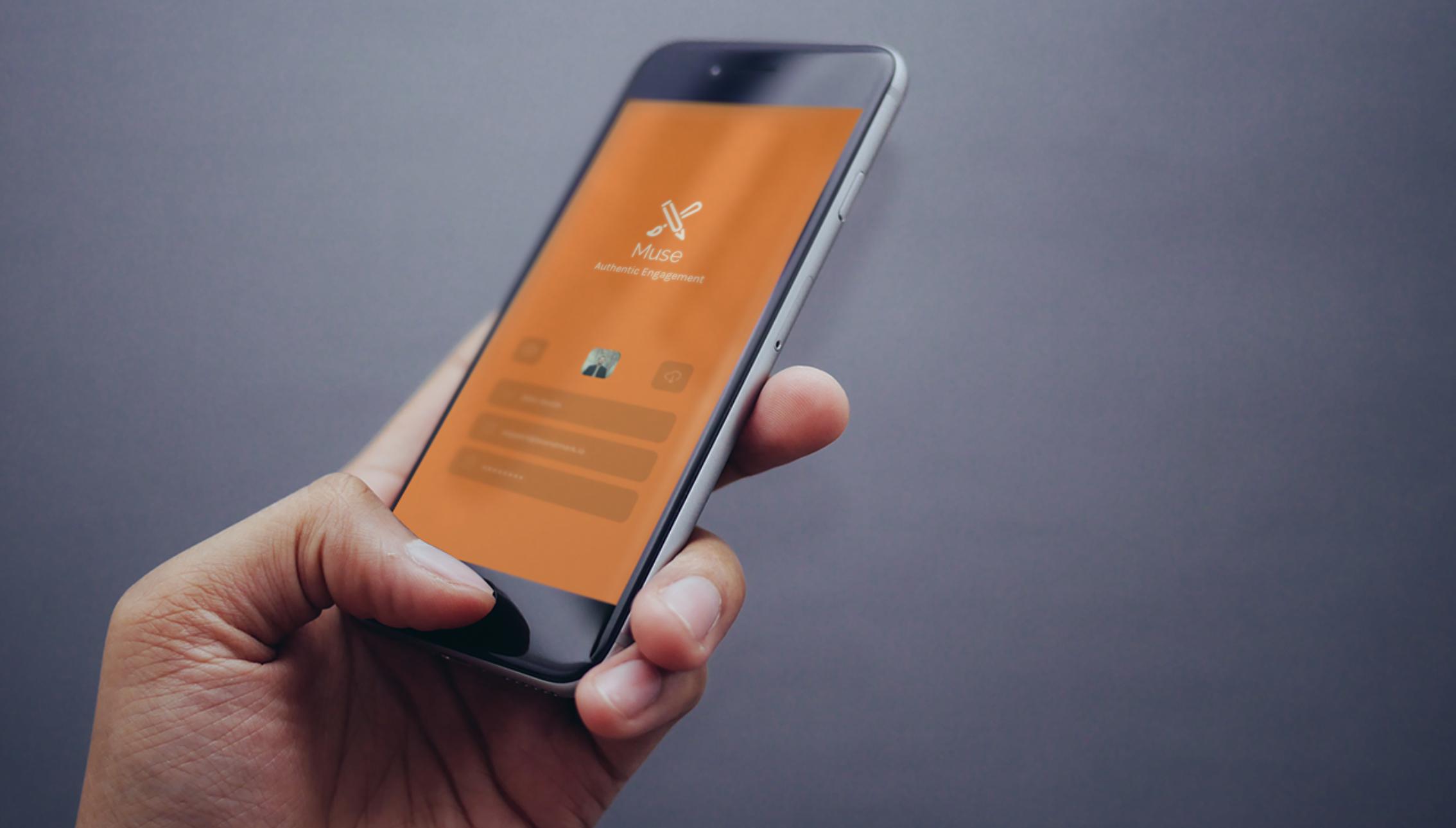 Brandmark Mobile Website