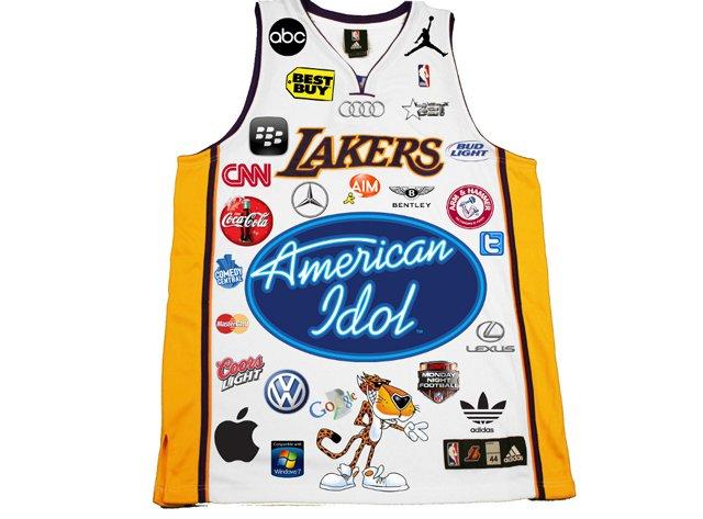 NBA Jersey Sponsorships