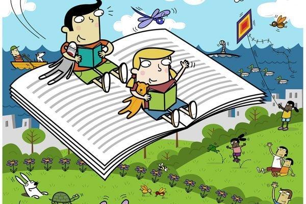 Telling Tales book