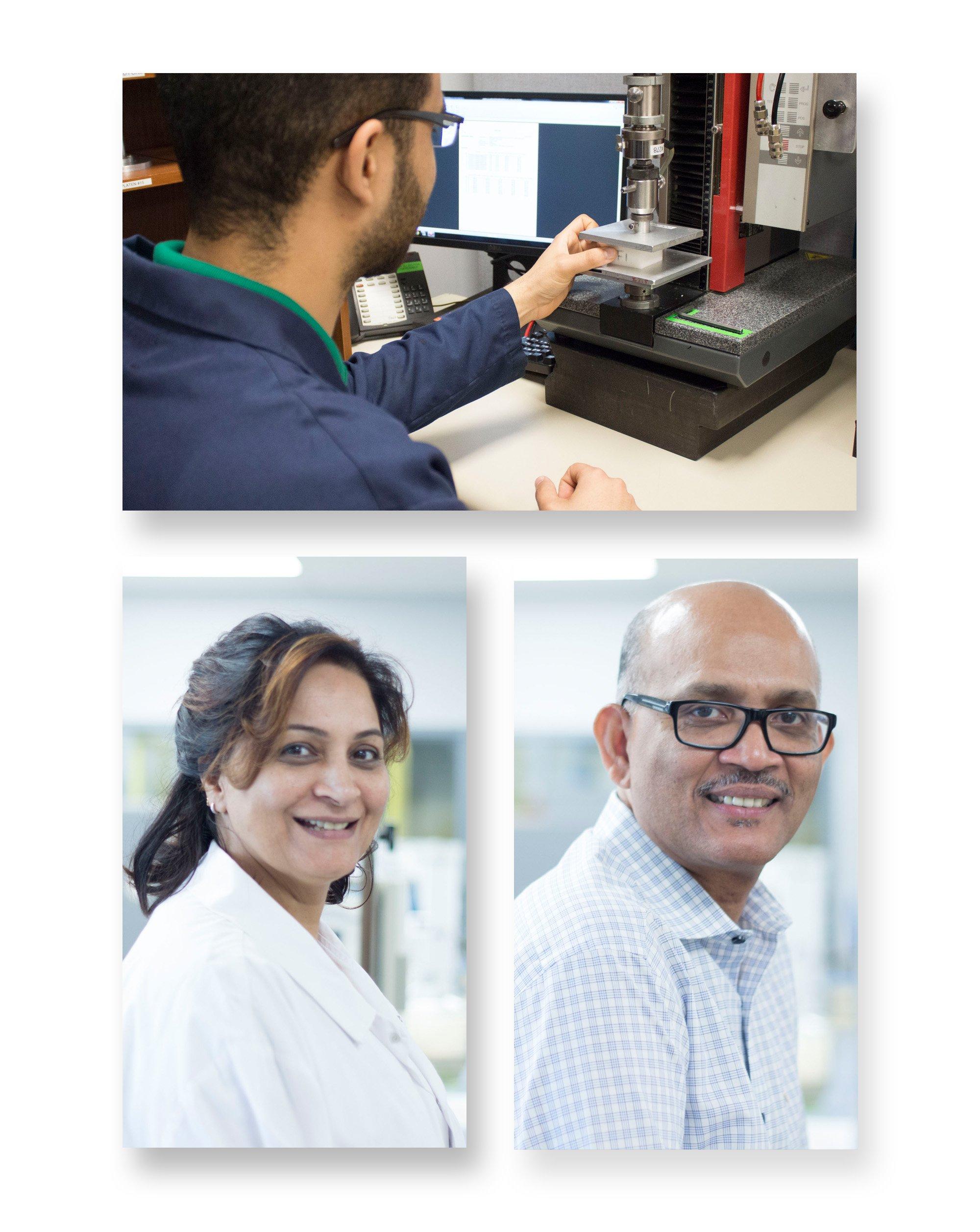 P3T Lab staff