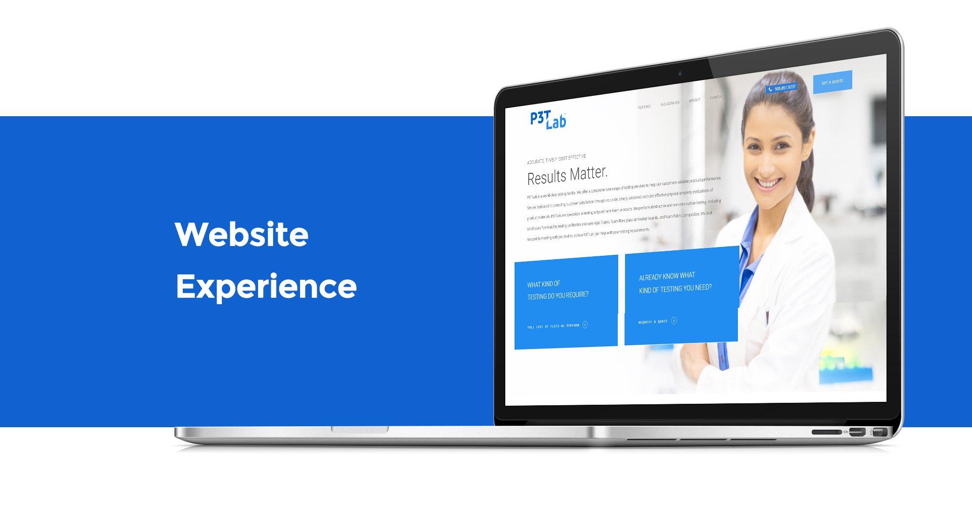 P3T Lab website