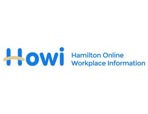 Howi logo design