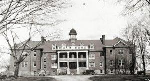 The Mohawk Institute